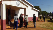 Outside Swaziland Ch. of the Nazarene