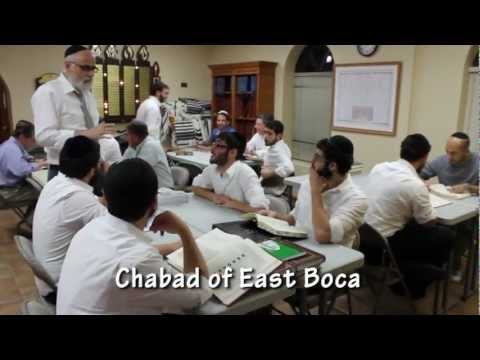 Yeshiva Night, Chabad of East Boca Raton