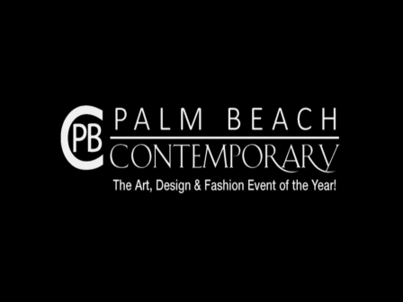 Palm Beach Contemporary: the Art,. Design & Fashion Event of the Year!