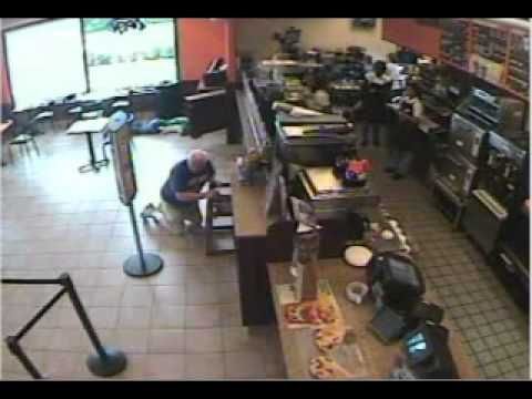 Police arrest Dunkin' Donuts armed robbers