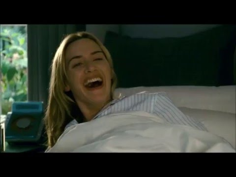 "Kate Winslet - ""The Holiday"" - Automatic Shades In Bedroom"