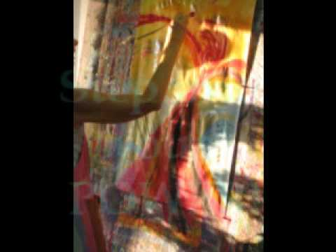 Intuitive Painting Video at ARTFUL DREAMERS STUDIO