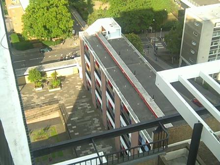Golden Lane Estate from above