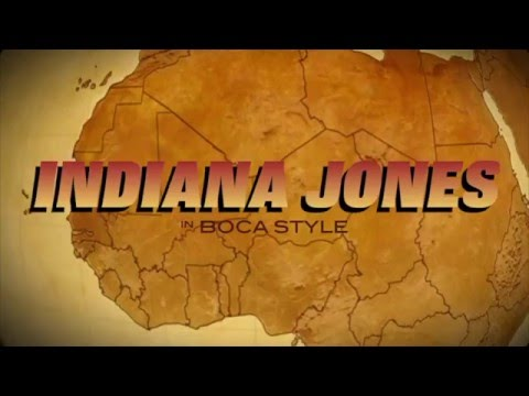 Indiana Jones Theme Song (Boca Style)