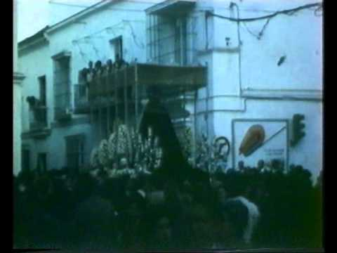 Hermandad de la Esperanza de Sanlúcar, video muy antiguo