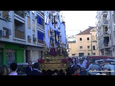 Cruz de Mayo Hermandad de San Roque 2013