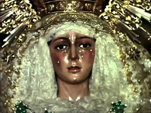 """Sevilla Penitente"" -- Documental Semana Santa (1958)"