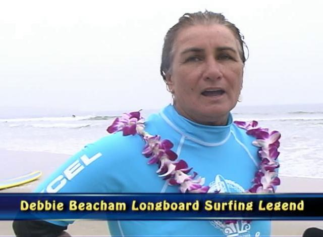 Why we surf for a cure