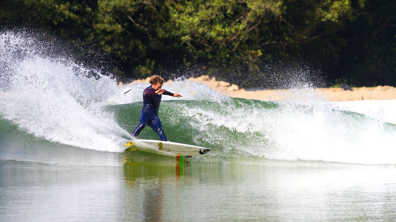 Wavegarden 2.0 - June 2013