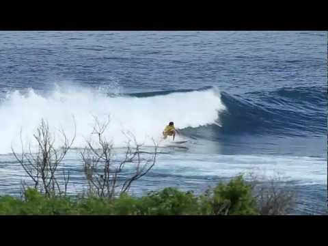 BILLABONG Juniors - Reunion island 2011