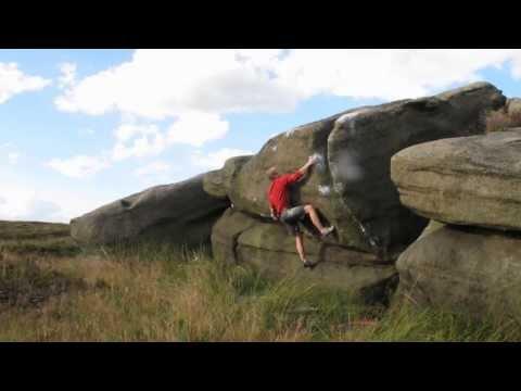 Lancashire Bouldering Trailer