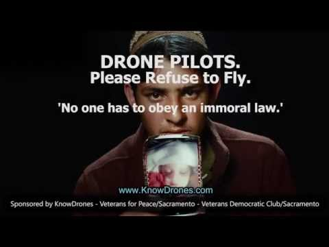 DRONE PILOTS: PLEASE DON'T FLY Beale AFB (full version)