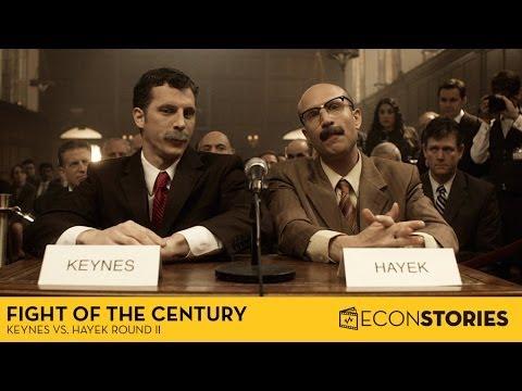 Fight of the Century: Keynes vs. Hayek Round Two