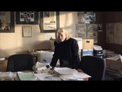 Patty Ameno's One-Woman Anti-Nuclear Crusade