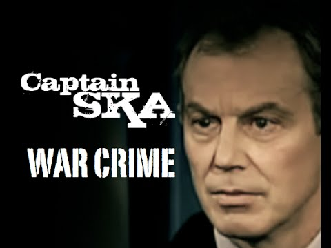 Captain SKA - There's Been A War Crime