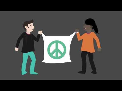 Why should you care about Youth in conflict?