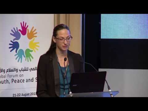 Global Forum on Youth, Peace and Security [Day 2]