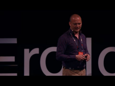 In Pursuit of Peace | Kai Brand-Jacobsen | TEDxEroilor