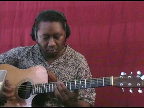 """A Calypso Party"" Ron Jackson Pickstyle Acoustic Guitar Original Composition"