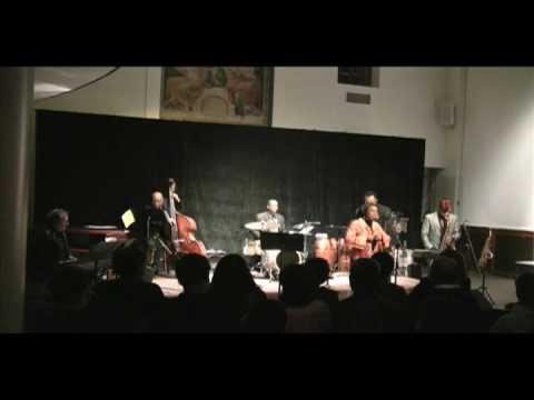 Lynette Washington & Dennis Bell Jazz NY ArtsWestchester NewUrban Jazz Series 2.20.10 Pt1