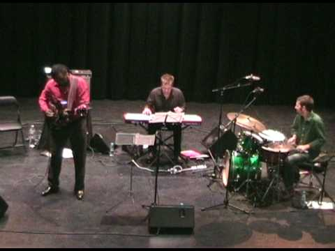 "Soul Jazz Guitar Ron Jackson "" Flubby Dubby,"" Organ Trio - www.ronjacksonmusic.com"