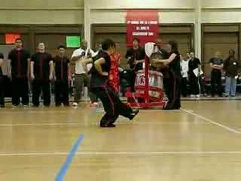 5 Tigers Championship Opening Ceremony - Siu Ying Jow Kuen