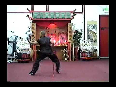 Jow Ga 周家 Small Tiger 小伏虎拳