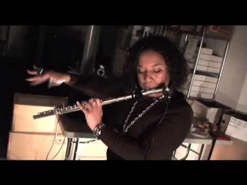Ragan Whiteside: Hot Hand Flute Jam