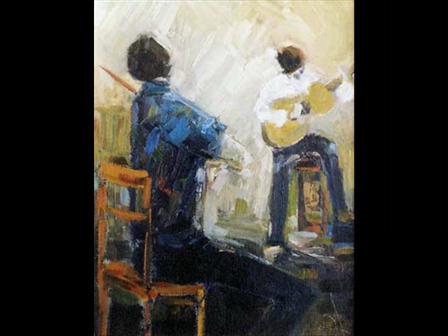 Couple of Guitars