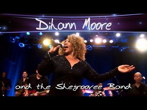 DIHANN MOORE and the SheGroovee Band