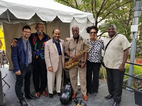 Hank's Symphony * George V Johnson Jr * Detroit Jazz Festival 2017 (Video footage)