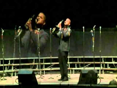 """Brandon Primus-Performs """"Calvary"""" on Saxophone"""