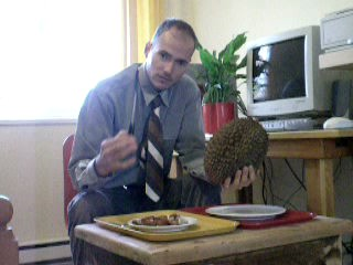 Durian - A little bit about this Tropical Fruit
