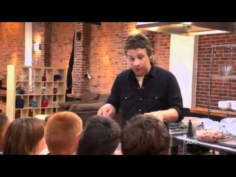 Group of Kids are Shown How Chicken Nuggets are Really Made!