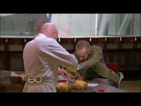 CBS 60 Minutes - The Flavorists - Creating Cravings...