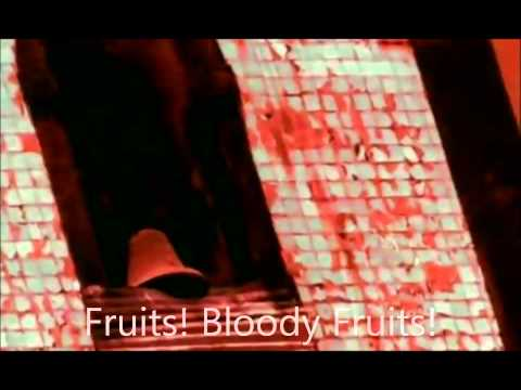 "For the fruitarian metal fans everywhere...Sepultura's ""Fruit Bloody Fruits"" (The Fruitarian remix)"
