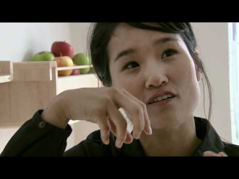 Jihyun Ryou - a Korean artist about her storage solution for vegetables