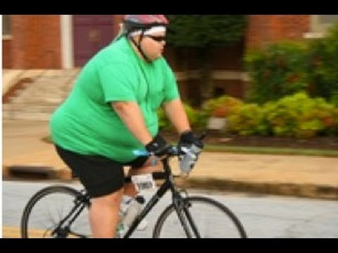 Fat people that exercise daily for years on end