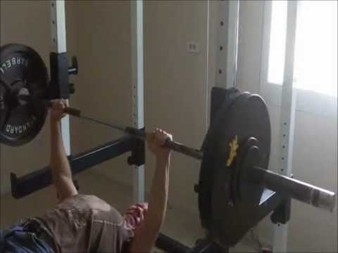 Bench Pressing More Than Most of the World and Eating Fruit