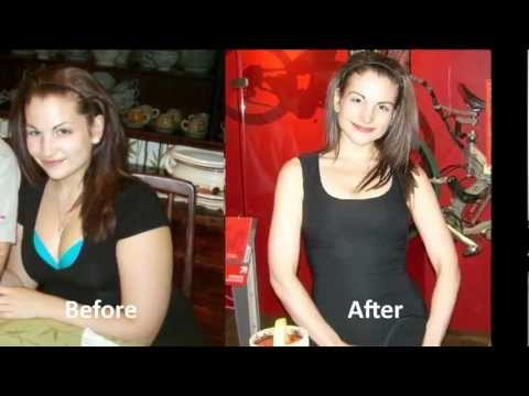 Amazing Before and Afters Body Transformations - The 80/10/10 Diet