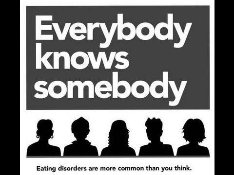 WE HAVE AN EATING DISORDER
