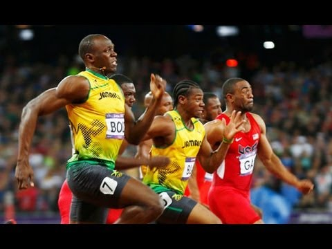 Fruit is USAIN BOLT's Fuel of Choice