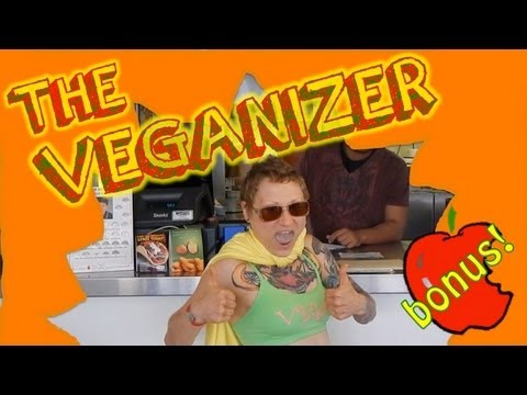 The Veganizer: Punching Faces and Traumatizing Children...for the Animals