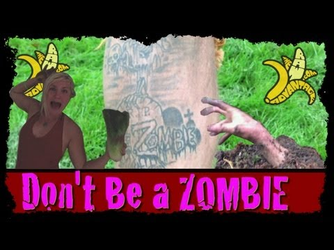 How To Avoid the Zombie Apocalypse, Life Saving Tips!