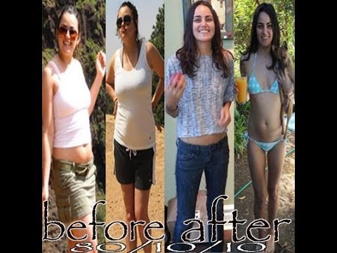 Raw Food Weight Loss Before & After Stories: Jesi Di Palo