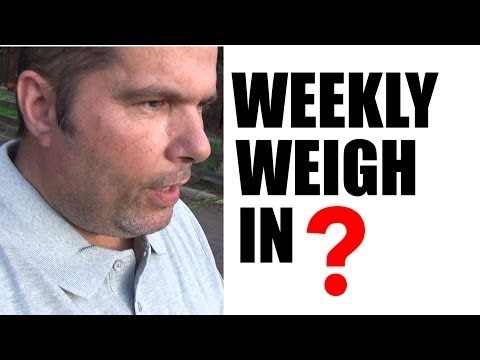 Weekly Weigh In WEIGHT CHECK TIME ! my journey to lose weight, reverse diabetes, quit alcohol