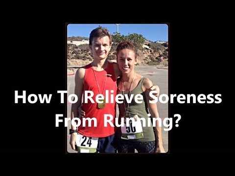 4 Tips to Relieve Running Soreness