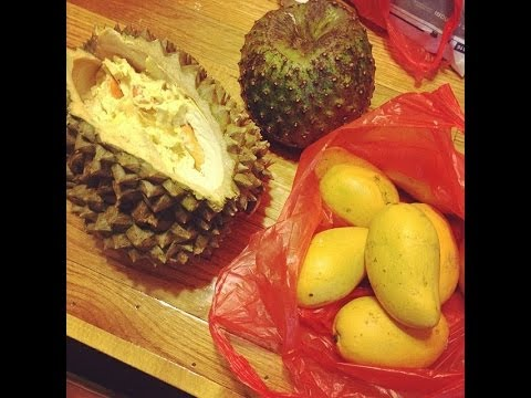 Durian From NYC's Chinatown