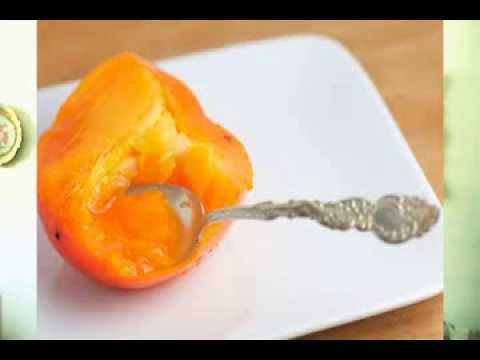 Tropical fruit: Persimmons