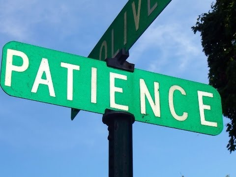 Having Patience on the Raw Food Lifestyle